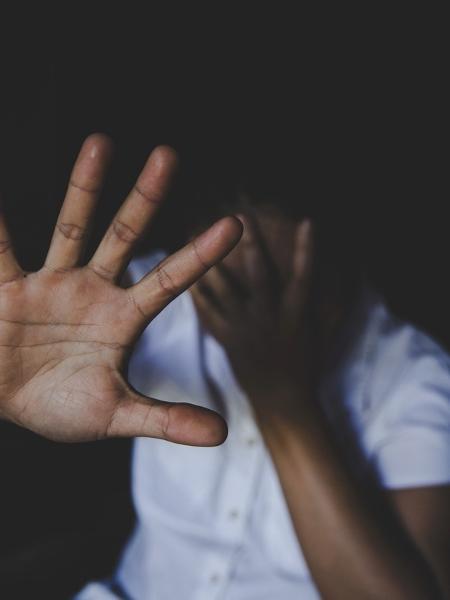 mulher agredida violência doméstica violência contra a mulher - Getty Images/iStockphoto