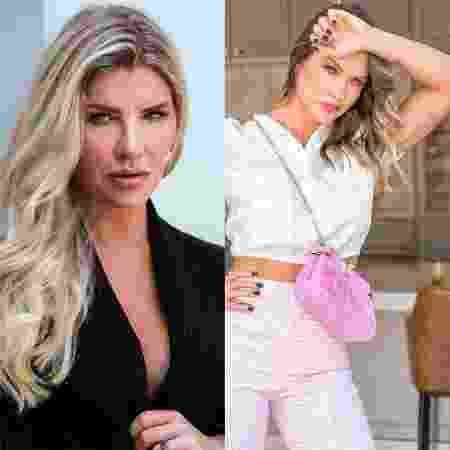 Mãe de Luísa Sonza é comparada com Andressa Suita - Reprodução / Instagram