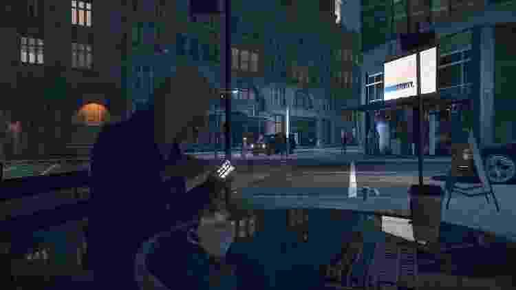 Watch Dogs Legion velinha celular - Reprodução/START - Reprodução/START