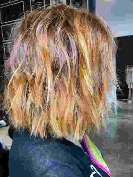 windy hair cabelo médio - Reprodução redes sociais - Reprodução redes sociais