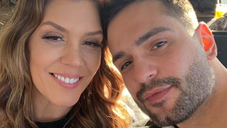 Simony e o noivo, Felipe Rodriguez - Reprodução/Instagram @simony