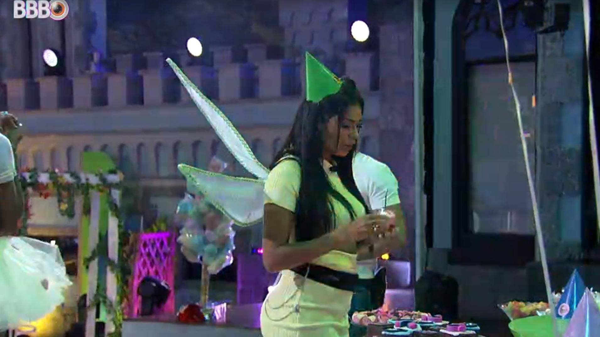 BBB 21: Pocah em festa de Viih - Reprodução/Globoplay