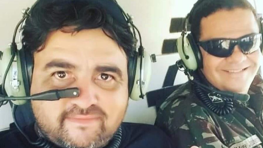 Repórter cinematográfico Dennis Tavares morreu ontem em Palmas - Reprodução/Facebook