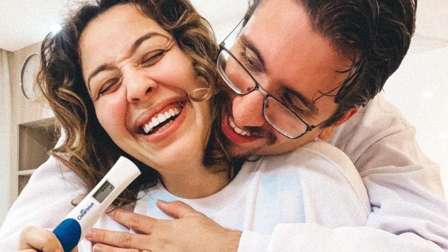 Camila Monteiro anuncia gravidez após perder bebê - Reprodução/Instagram