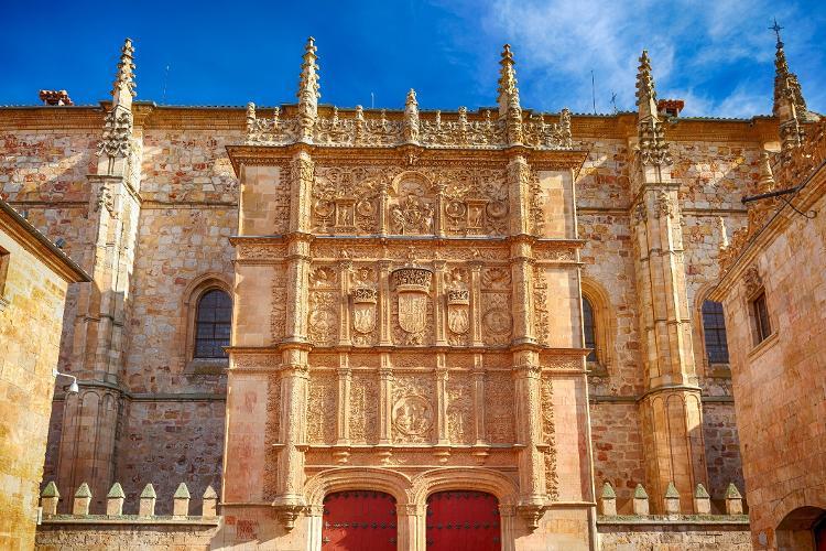 Universidad de Salamanca, España - Getty Images / iStockPhoto - Getty Images / iStockPhoto