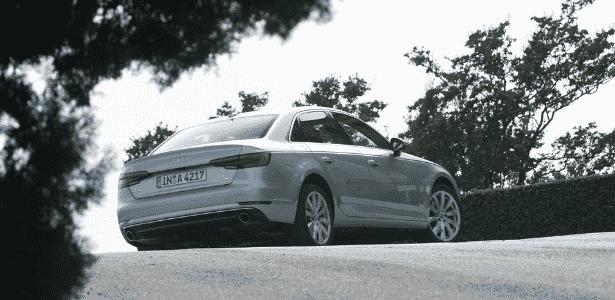 Audi A4 2016 - Murilo Góes/UOL - Murilo Góes/UOL