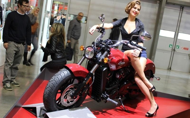 Indian Sixty Salão de Motos de Milão 2015