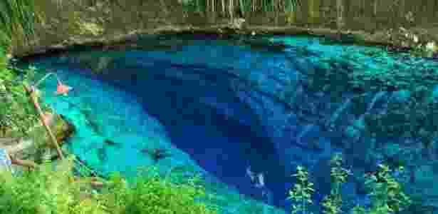 15 paraísos naturais - Rio Rinatuan, nas Filipinas  - Wikicommons - Wikicommons