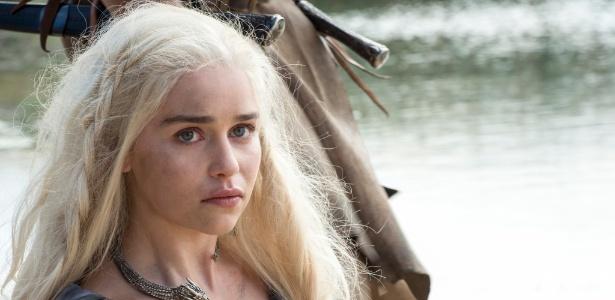 """Daenerys começa a sexta temporada de """"Game of Thrones"""" capturada pelos Dothraki - Divulgação/HBO"""