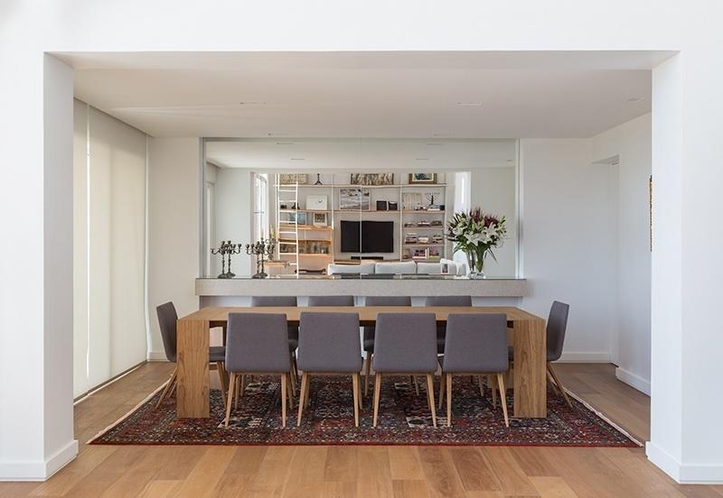 Armario Planejado De Vidro ~ Salas de jantar ideias para decorar o ambiente BOL Fotos BOL Fotos