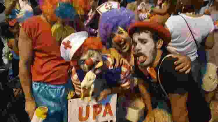 UPA Da Palhaçada - Bernardo Moura/UOL - Bernardo Moura/UOL