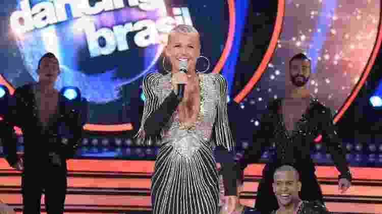 """Xuxa apresenta o """"Dancing Brasil"""": talent show já começa a selecionar elenco da segunda temporada - Reprodução - Reprodução"""