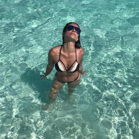 Cleo Pires curte dias de descanso no Caribe - Reprodução/Instagram