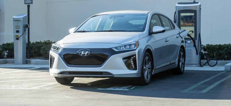 Hyundai Ioniq EV - Divulgação