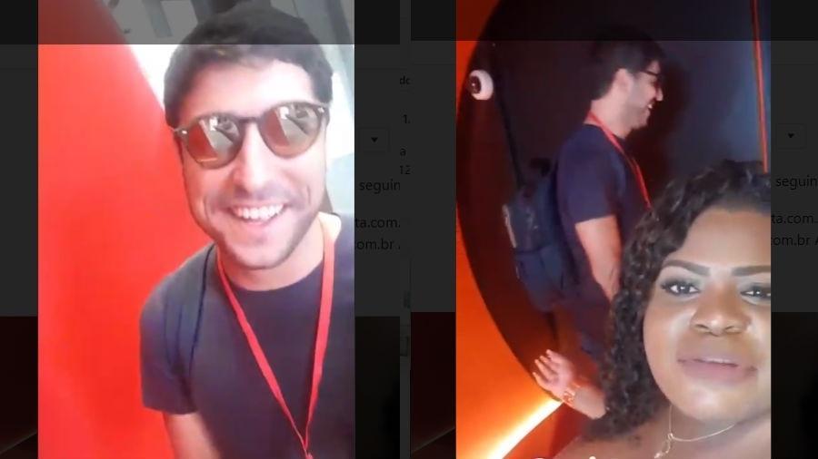 Jojo Todynho elogia e deixa marido de Anitta, Thiago Magalhães, sem graça - Reprodução/Instagram