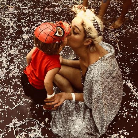 Sophie Charlotte e o filho - Reprodução/Instagram/sophiecharlotte1