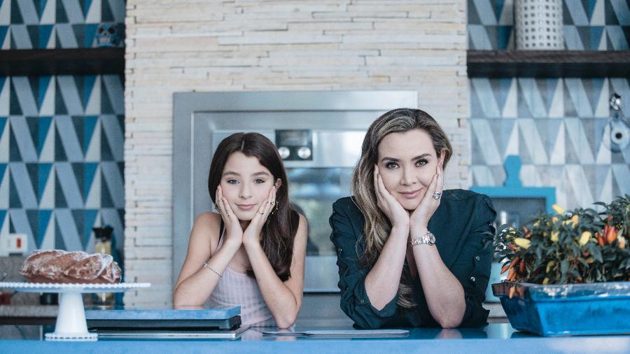 Ivana Coelho e Maria Fernanda Coelho - Carine Wallauer/Universa