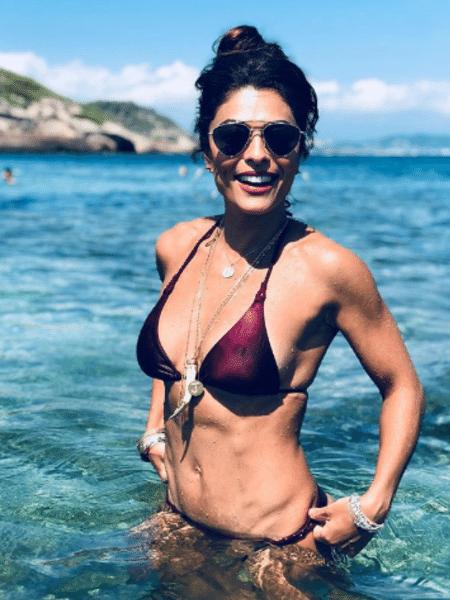 Juliana Paes em Ibiza - Reprodução/Instagram