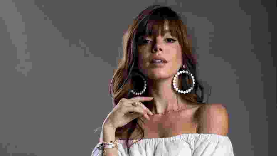 "Giovanna Lancellotti, a Rochelle, de ""Segundo Sol"" - Divulgação/TV Globo"