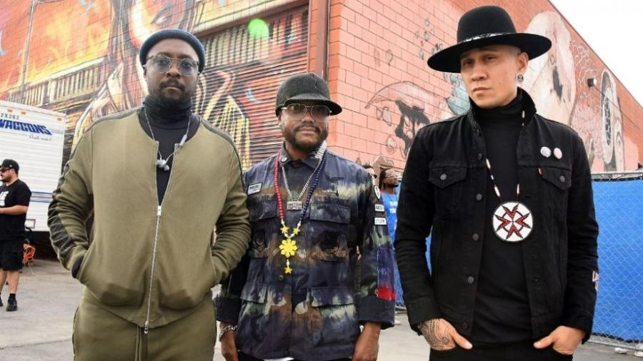 A banda The Black Eyed Peas - Getty Images