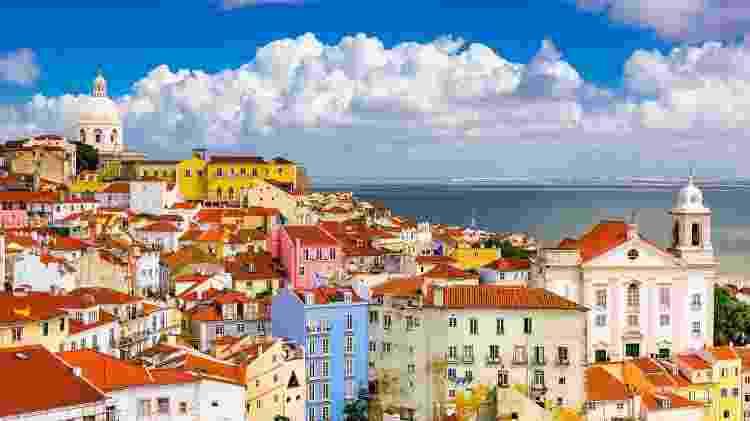 Lisboa é uma das cidades mais interessantes e fotogênicas da Europa - Getty Images/iStockphoto - Getty Images/iStockphoto