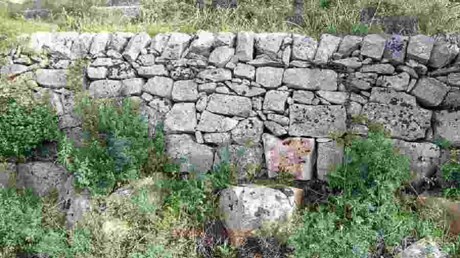 Unesco reconheceu como técnicas de construção de estruturas de pedra por meio da colocação de uma rocha sobre a outra - Ansa