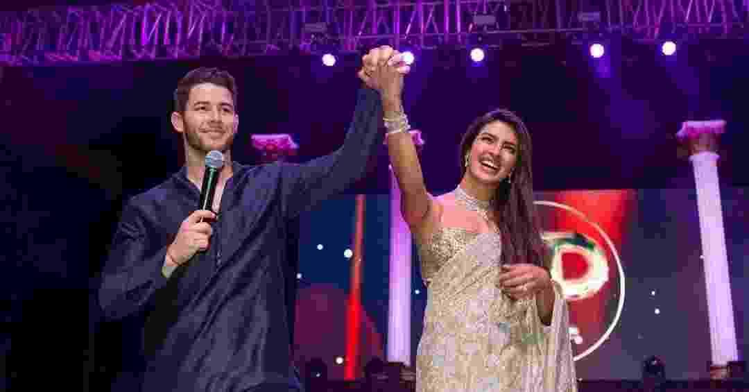 Casamento Priyanka Chopra e Nick Jonas: a celebração do Sangeet - Reprodução/Instagram