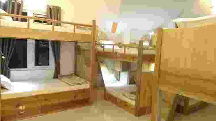 Cozy Nook Hostel, no Vietnã - Divulgação/Hostelworld - Divulgação/Hostelworld