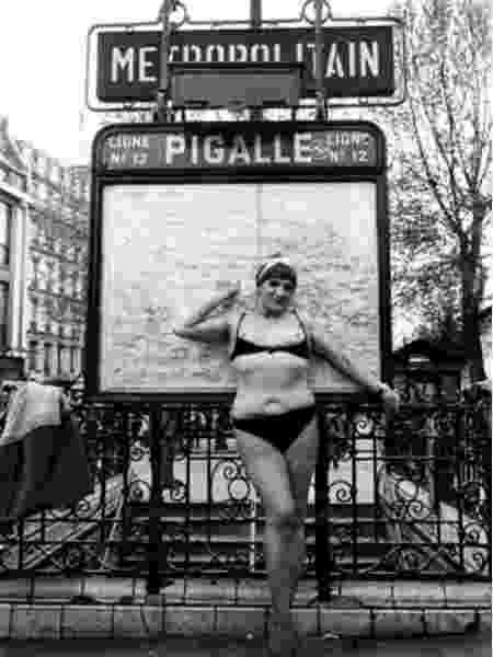 Série Pigalle People - Jane Evelyn Atwood   - Jane Evelyn Atwood