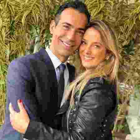 César Tralli e Ticiane Pinheiro esperam a primeira filha juntos - Reprodução/Instagram - Reprodução/Instagram