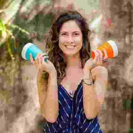 """Fernanda Cortez, fundadora do movimento Menos 1 Lixo: """"Acredito no poder das pessoas e das empresas para mudar o mundo"""" - Fred Borba/Divulgação"""