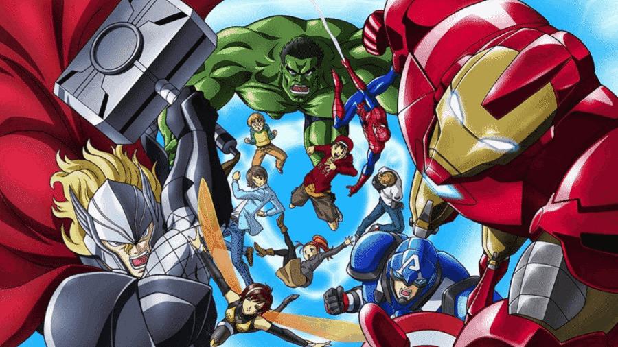 Marvel Disk Wars: The Avengers - Reprodução