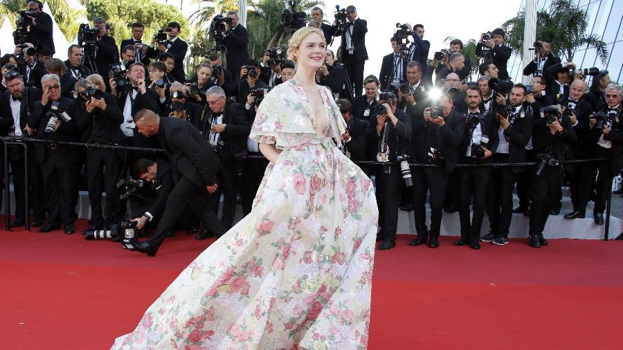 Festival de Cannes 2019 - Elle Fanning - Reuters