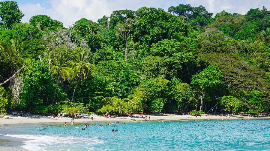 Costa Rica é um dos seis países abertos a brasileiros. Antes de embarcar é preciso contratar seguro viagem - Divulgação/Airbnb