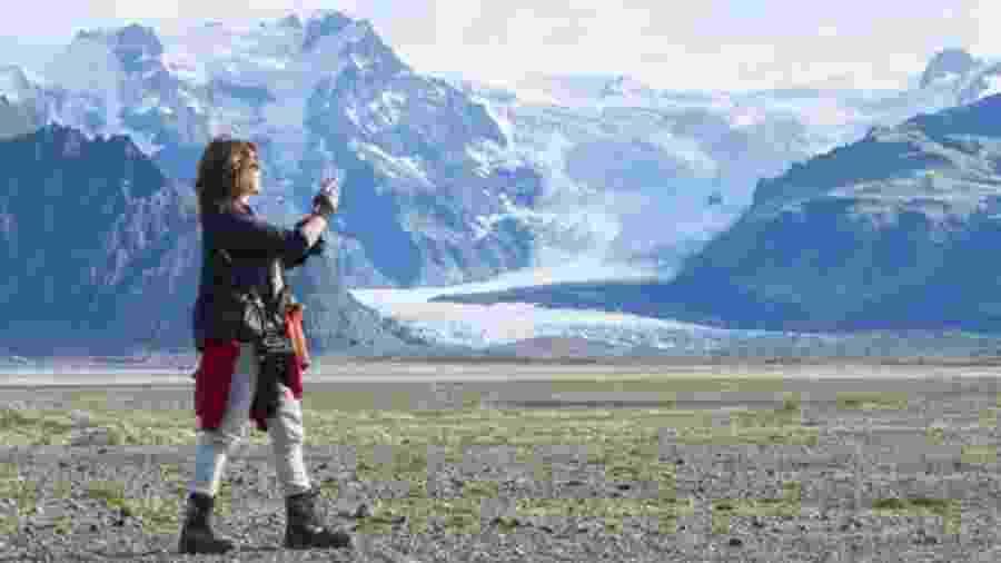 Belas paisagens islandesas atraem visitantes, mas população tem se queixado de determinados comportamentos - Getty Images