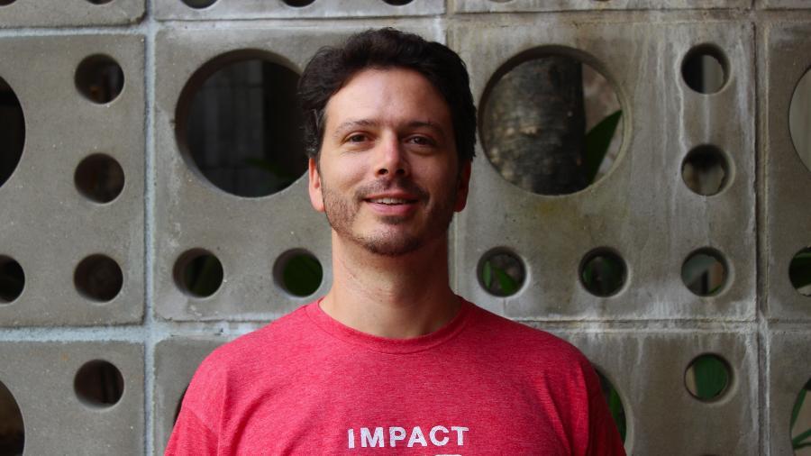 Henrique Bussacos é um dos fundadores do Impact Hub em São Paulo  - Divulgação/Impact Hub