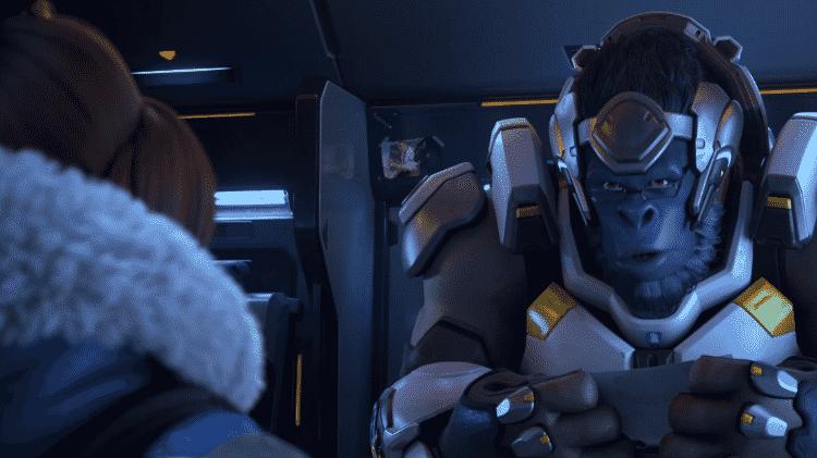 Blizzard divulgou imagens de Overwatch 2 - Reprodução/Twitch