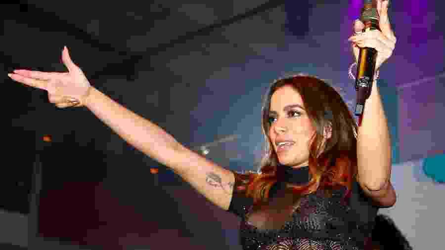 Anitta faz show para o Masp - Manuela Scarpa/Brazil News