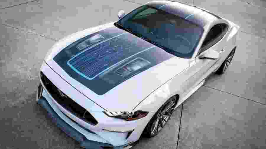 Ford Mustang Lithium - Divulgação