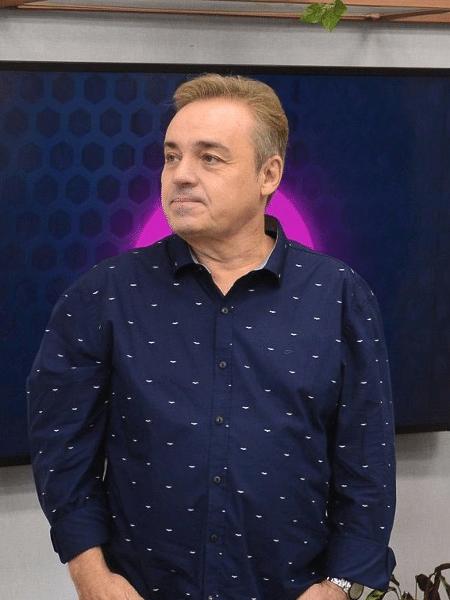 O apresentador Gugu Liberato - Francisco Cepeda/AgNews