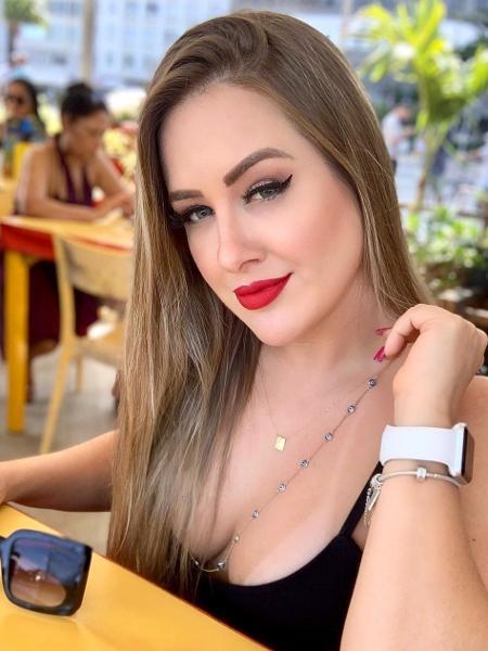 Ex-BBB Patrícia Leitte  - Reprodução/Instagram