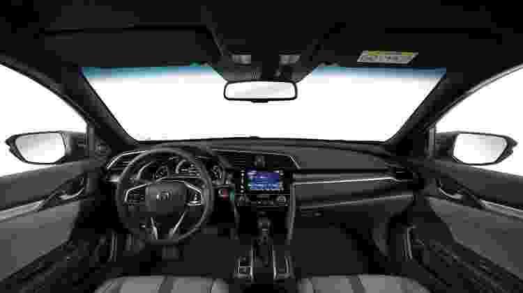 Honda Civic EXL 1 - Divulgação - Divulgação