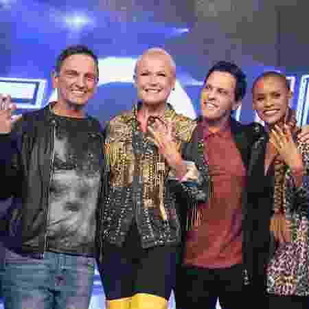 Xuxa comanda The Four na Record neste domingo  - Edu Moraes Record TV