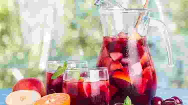 sangria; vinho - iStock - iStock