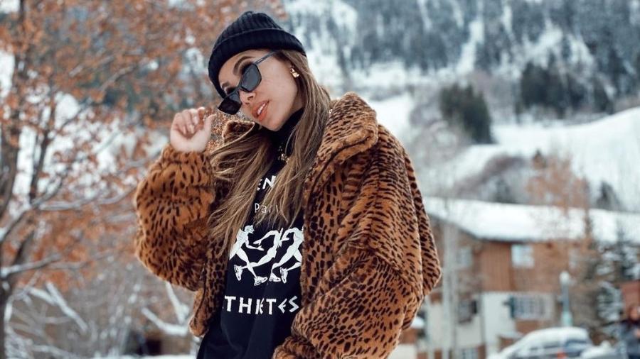 Anitta brinca com cobrança de seguidores em trending topic no Twitter - Reprodução/Instagram