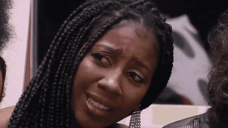BBB 21: Camilla se revolta com falas de Karol - Reprodução/Globoplay - Reprodução/Globoplay