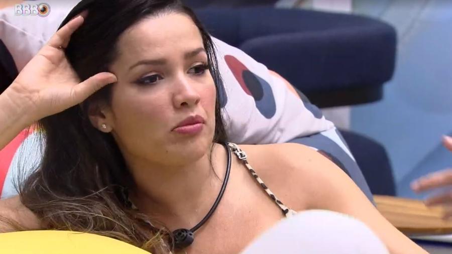 BBB 21: Juliette conversa na sala com Gil e João - Reprodução/ Globoplay