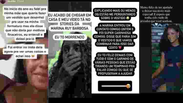 Marina - Reprodução/Instagram - Reprodução/Instagram