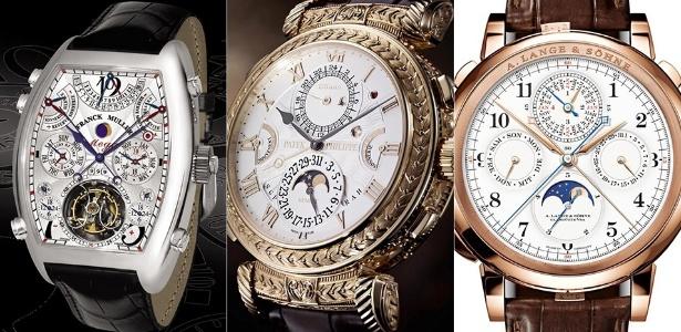 10db6a22c5e Ostentação  conheça os 11 relógios de pulso mais caros à venda no mundo -  21 09 2015 - UOL Universa