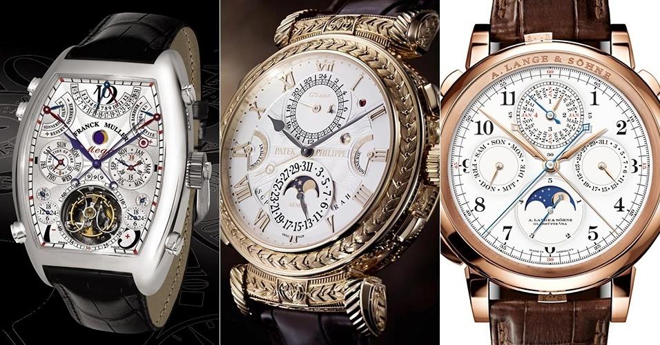 6336e2ab669 Ostentação  conheça os 11 relógios de pulso mais caros à venda no mundo -  21 09 2015 - UOL Universa
